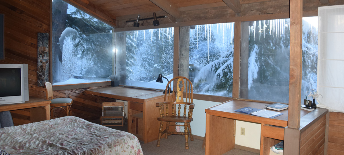 Alpenglow Suite Lodging