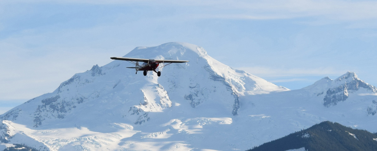 Mt Baker Flights